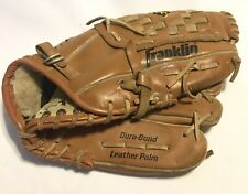 "Franklin Field Master Deer Touch Baseball Glove 4664 - 11 1/2"" Right Hand Throw"