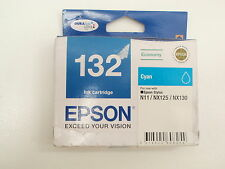 EPSON 132 CYAN INK CARTRIDGE FOR EPSON STYLUS N11 NX125 NX130