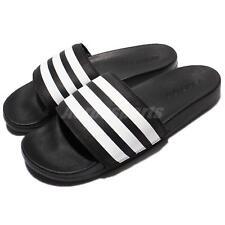 0f0c76e00e1f adidas Adilette CF Cloudfoam Plus Black White Men Sandal Slide Slipper  AQ4935