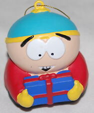 South Park Christmas Ornament Carlton Red Blue Resin Figure 3.5 Present Beanie