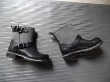 New Woolrich Boots Size 6 Black