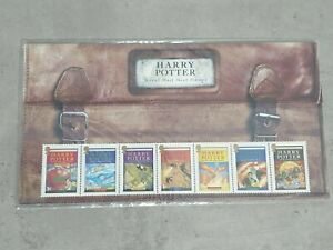 Harry Potter : Royal Mail Mint Stamps in Presentation Pack