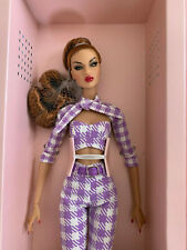NUFACE NADJA RHIMES FIT TO PRINT UPGRADE DOLL 2021 INTEGRITY TOYS