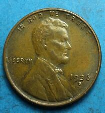 *1936-S* Lincoln Wheat Cent