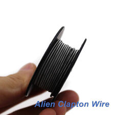 Alien Clapton Wire heating wire for RDA RBA Rebuildable vape DIY Coil 5m/roll