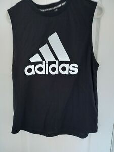 ADIDAS PERFORMANCE MUST HAVE NEW WOMENS TANK TOP SIZE S
