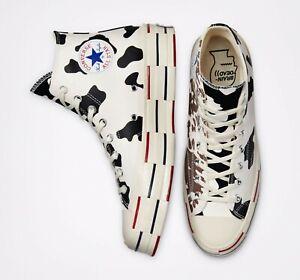 Brain Dead X Converse Chuck Taylor All-Star 70s Hi Shoes size 12 169946C