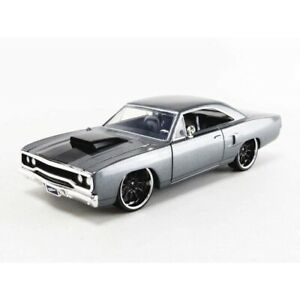 Jada 30745 Fast & Furious - Dom's Plymouth Road Runner - 1/24 Scale - Brand NEW