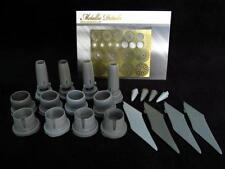 1/144 Metallic Details  Detailing set for C-5B Galaxy. Engines MDR14410