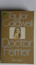 T153-Taylor Caldwell-Doctor Ferrier-Roman 1979