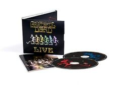 Grateful Dead - The Best of the Grateful Dead Live - New 2CD - Pre Order 23/3
