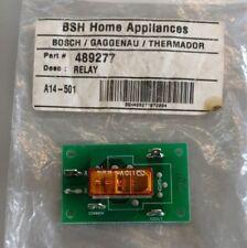 Bosch Oven Relay Board 489277 00489277