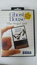 Ghost House Sega Card Master System mit OVP