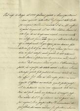 Porcari Cessione di Podere la Paduletta 1829