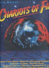 SPACE MAGIC chariots of fire HOLLAND 1982 EX LP And 15 Great Synthesizer HITS