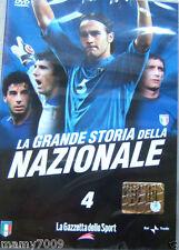 LA GRANDE STORIA DELLA NAZIONALE=VOL.4=ITALIA-GERMANIA 3-1=GOL PARADE=ARGENTINA
