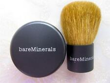 Bare Escentuals Minerals Matte Foundation LIGHT Sample & Mini Buki Brush NEW!