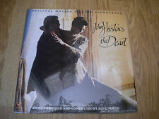 THE DEAD ORIGINAL MOTION PICTURE SOUND TRACK +  JOURNEY INTO FEAR ALEX NORTH LP
