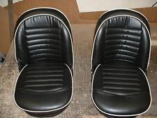 TRIUMPH TR3 NEW SEATS
