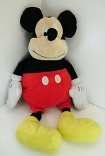 Mickey Mouse Clubhouse Happy Nappers Pillow Plush REVERSIBLE Stuffed Toy Disney