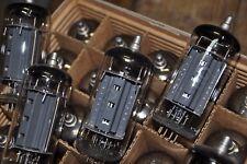 2 x 6P42S / EL509 / 6KG6 RUSSIAN SVETLANA BEAM TETRODE TUBES NEW  NOS