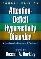 ATTENTION-DEFICIT HYPERACTIVITY DISORDER - BARKLEY, RUSSELL A. (EDT) - NEW HARDC
