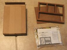 "Bucilla Needlecraft Kit ""Decorator Hutch""  ""Grains"" Shadow Box Kit 38176 **NEW**"