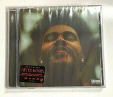 Weeknd - After Hours CD Korea Import NEW SEALED