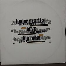 Junior M.a.f.i.a we don't need it 33RPM ED5862  010717LLE#2