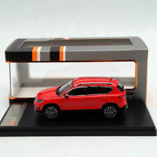 Premium X 1:43 Seat Ateca 2016 PRD583 Red Limited Edition Collection Resin