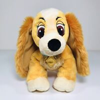 Lady from Lady and the Tramp | Plush Toy | Disney Store Exclusive | Disney Stamp