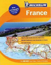 Michelin Guide France (Michelin Red Guide France: Hotels & Restaurants-ExLibrary
