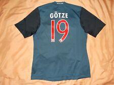 FC Bayern München # 19 GOTZE 2013-2014 Third Trikot Shirt Adidas
