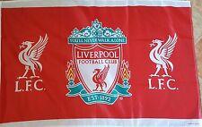 Liverpool UFFICIALE FLAG-Club Crest-Liverpool FC 3 x 2