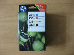 Original HP 933 xl Druckerpatronen OfficeJet 6100 6600 6700 7100 7510A Cyon, Mag