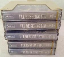 """Reader's Digest, I'll be seeing you - """"Songs That Won the War""""  5 Cassettes,"""