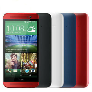 "HTC ONE E8 Ace Single or Dual SIM  5"" 3G &4G Wifi GPS 13MP 16GB ROM 2GB RAM"