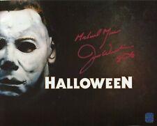 James Winburn Halloween Michael Myers Stuntman Rare Signed Autograph Photo COA