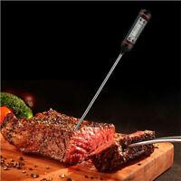 DIGITAL KITCHEN PROBE THERMOMETER FOOD COOKING BBQ MEAT STEAK TURKEY WINE US KY