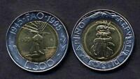 SAN MARINO 500 Lire 1995 FAO - FDC  - 395