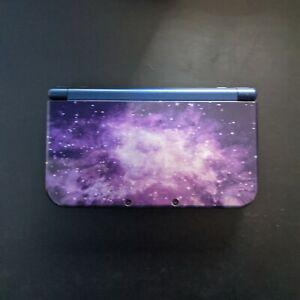 Nintendo 3DS XL (Galaxy) W/ Pokémon Ultra Sun + accessories