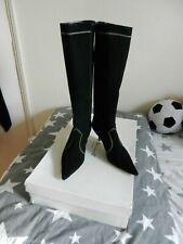 L K Bennett Knee high suede boots  size 39