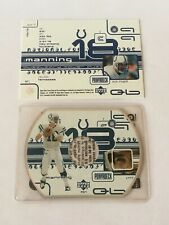 1999 Upper Deck Powerdeck Peyton Manning Auxiliary Card#AUX-7 Powerdeck Disc#PD7