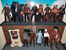 NECA Freddy Krueger Figure Lot Nightmare On Elm Street large loose lot(13).