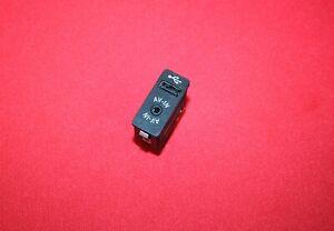 BMW MINI Cooper R55 R56 R57 R60  Audiobuchse Stecker Buche USB AUX IN 9264966