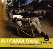 ALI FARKA TOURE SAVANE DOUBLE 180G VINYL PREORDER FOR 6TH SEPT FREE POST