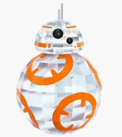 New in Box Swarovski Disney Figurine Collectible Star Wars BB-8 #5290215 Rare