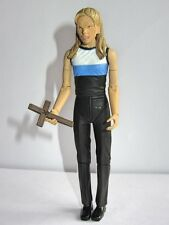 Rare Buffy the Vampire Slayer Toy Figure     Vampire Face Buffy Summers