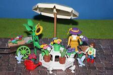 """Playmobil  1900 Welt """" Blumenfrau 5343    """"  Puppenhaus  5300 / 5305"""