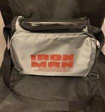 Rare Iron Man Movie Promo LUNCH BAG/ Cooler NEW